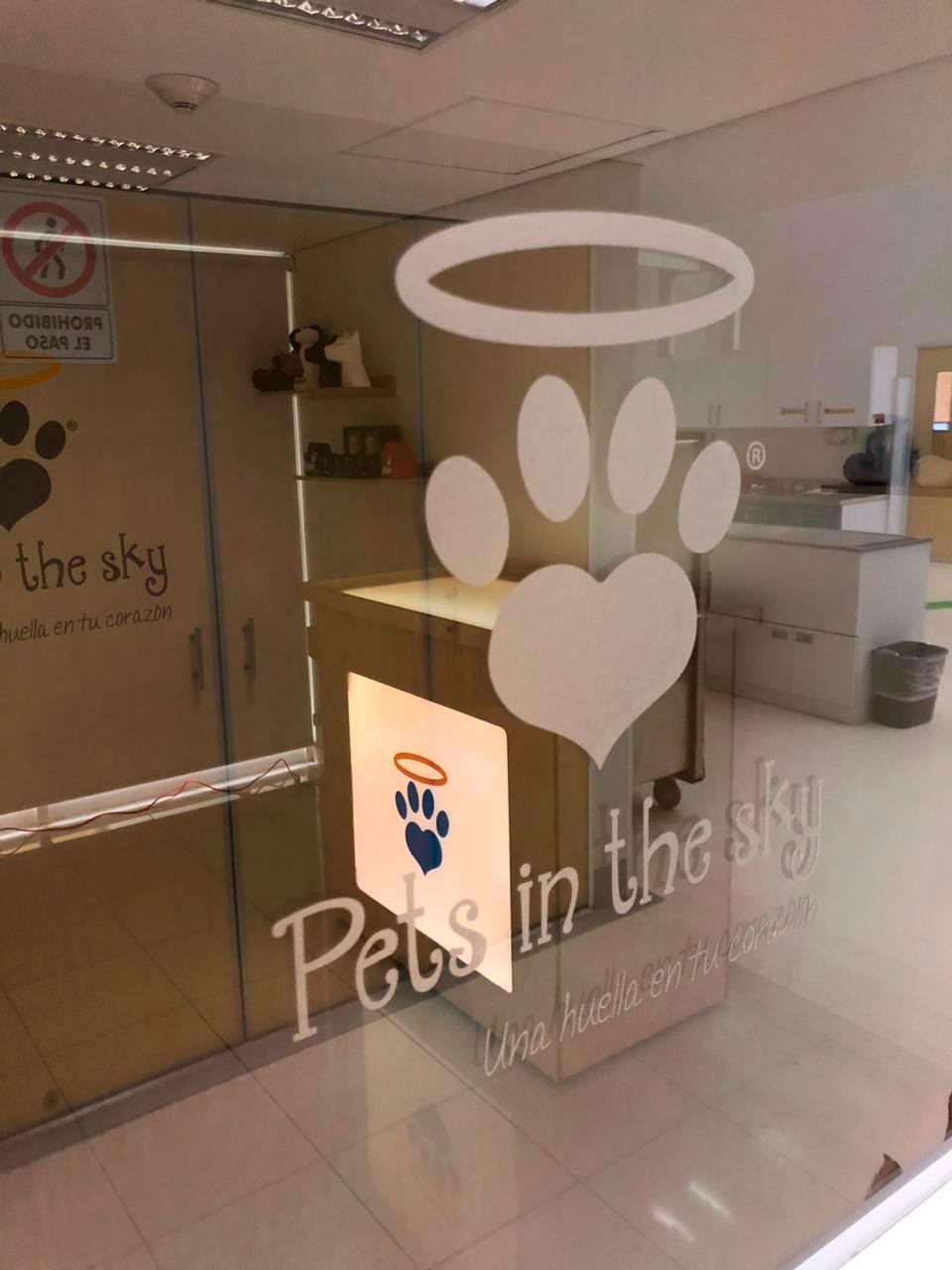 sala del ultimo adios pets in the sky hospital veterinario uvm